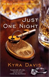 Just One Night book cover