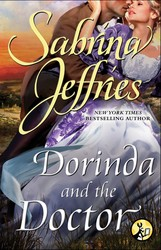 Dorinda and the Doctor book cover