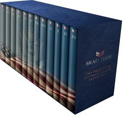 Brad Thor Mass Market Boxed Set