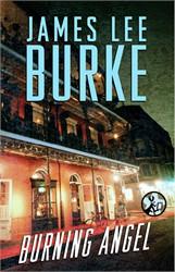 James Lee Burke book cover