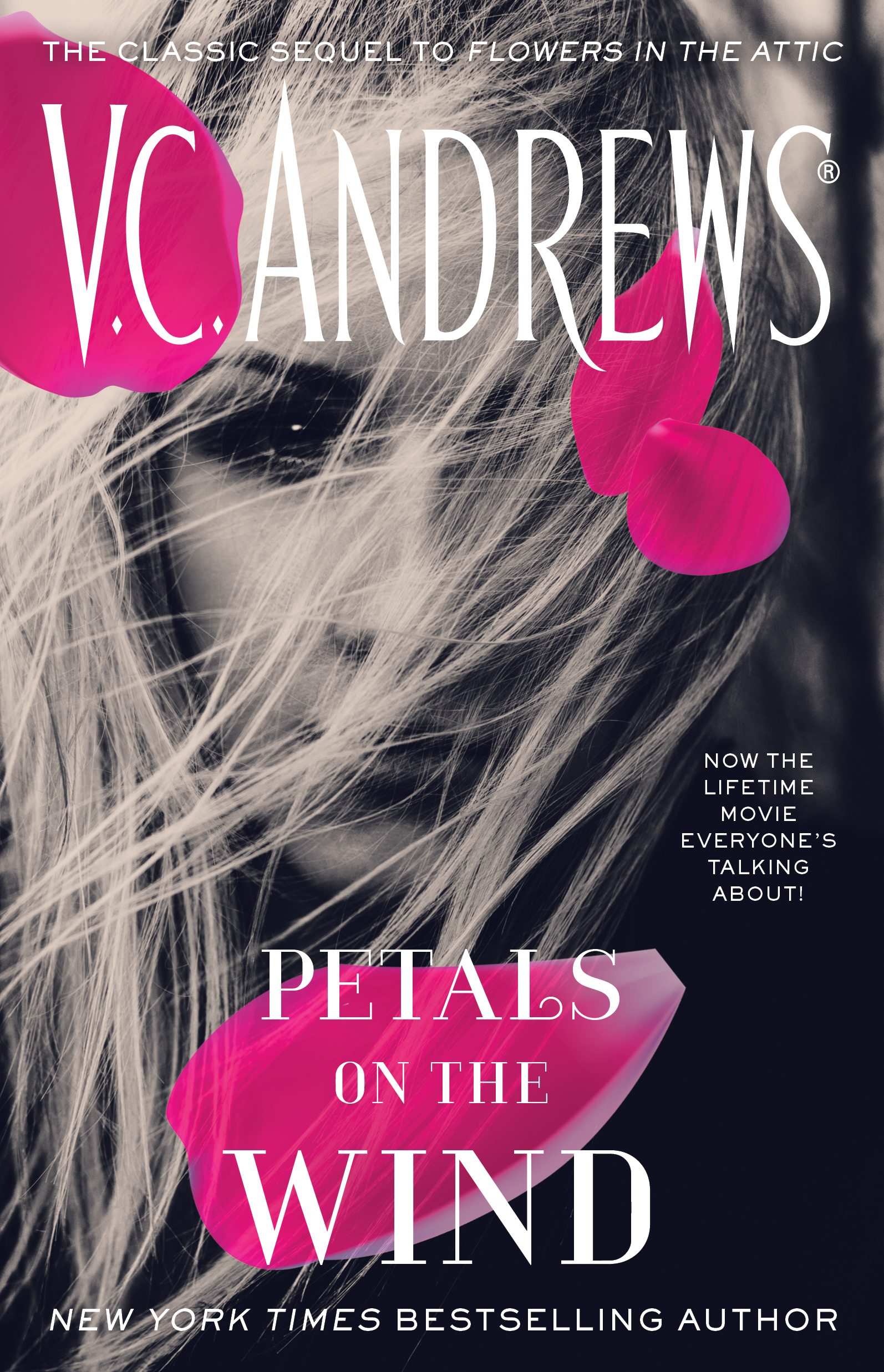 Petals On The Wind Book By V C Andrews Official