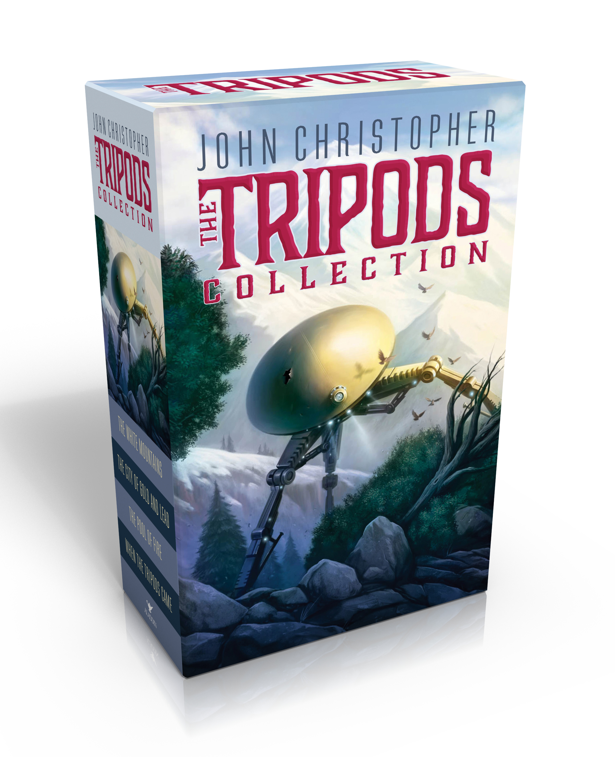 Book Cover Image (jpg): The Tripods Collection