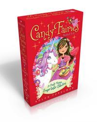 A Candy Fairies Sugar-tastic Collection Books #5-8