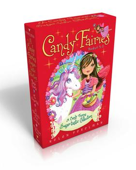 A Candy Fairies Sugar-tastic Collection Books #5-8