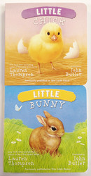 Little Chick/Little Bunny Vertical 2-Pack