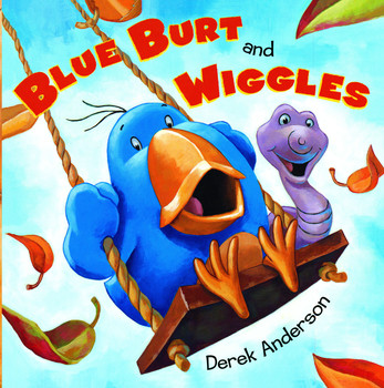 Blue Burt and Wiggles