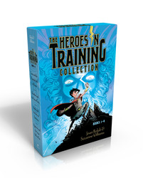 The Heroes in Training Collection Books 1-4