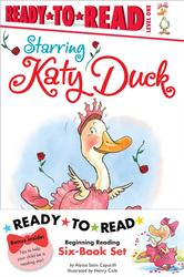 Katy Duck Ready-to-Read Value Pack