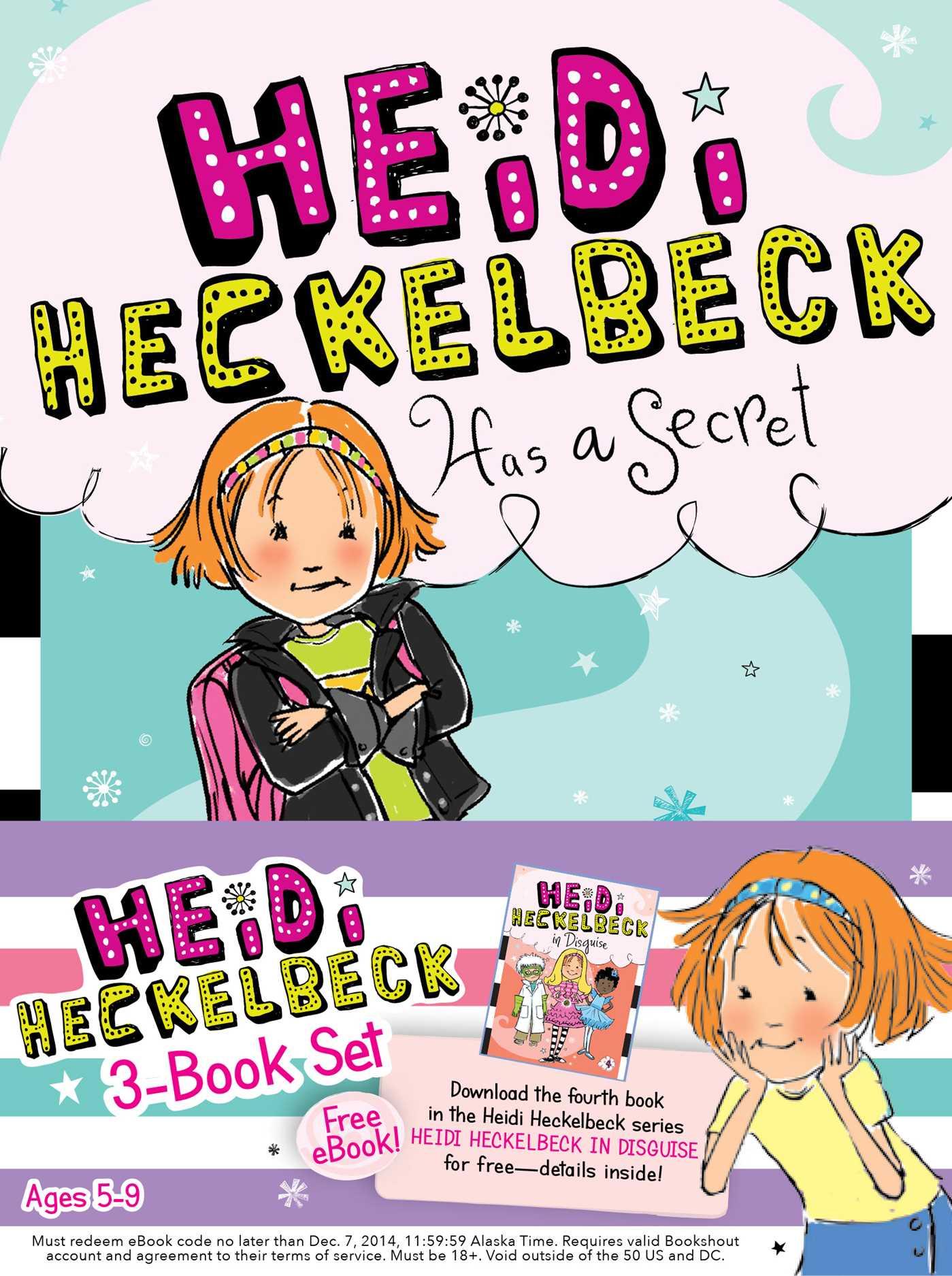 Heidi heckelbeck 3 pack 9781481428477 hr