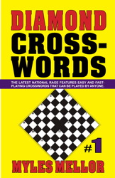 Easy Diamond Crosswords #1