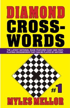 Easy Diamond Crosswords #1