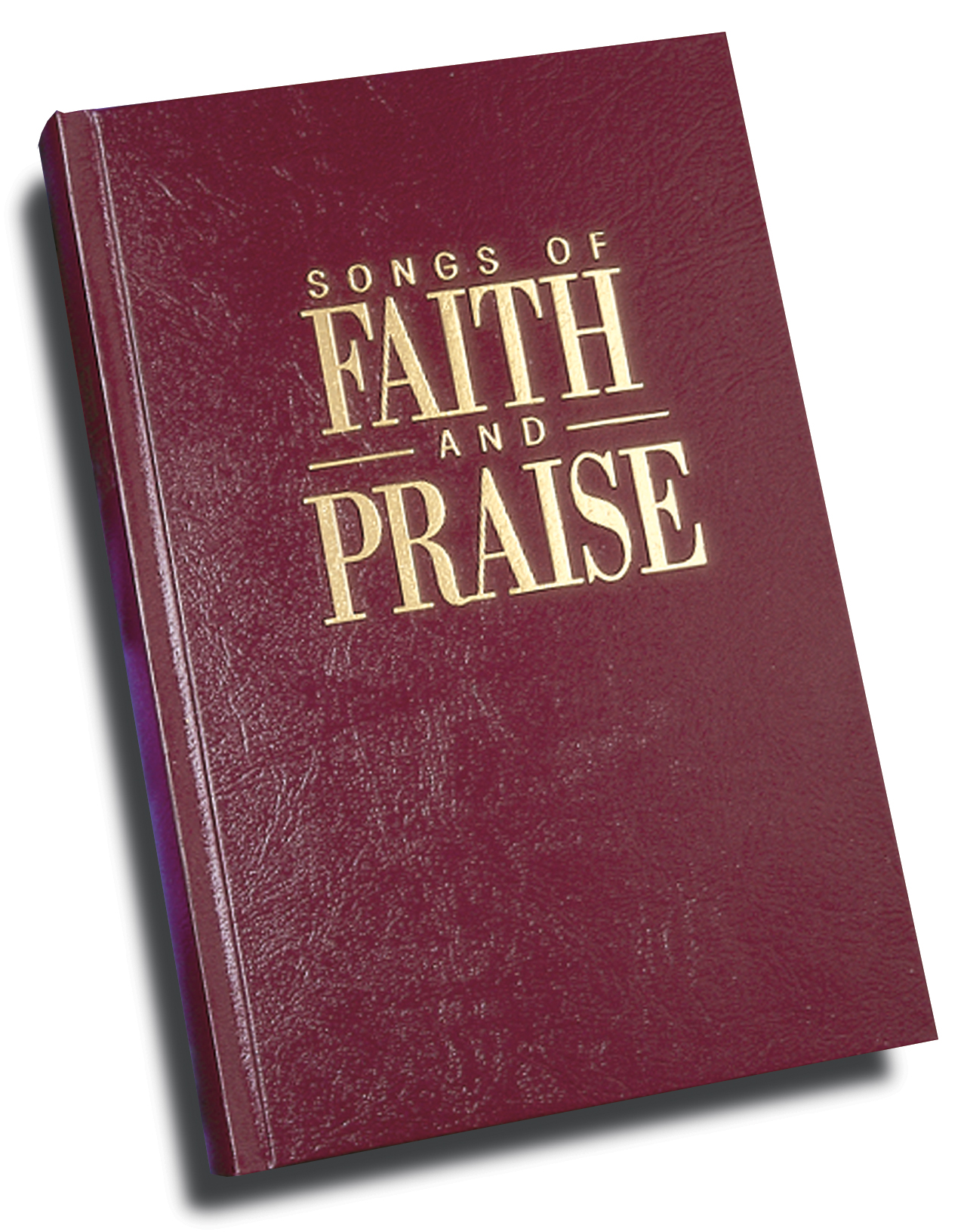 Hymns of joy and praise