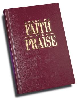 Songs of Faith & Praise Shaped Note | Book by Alton Howard