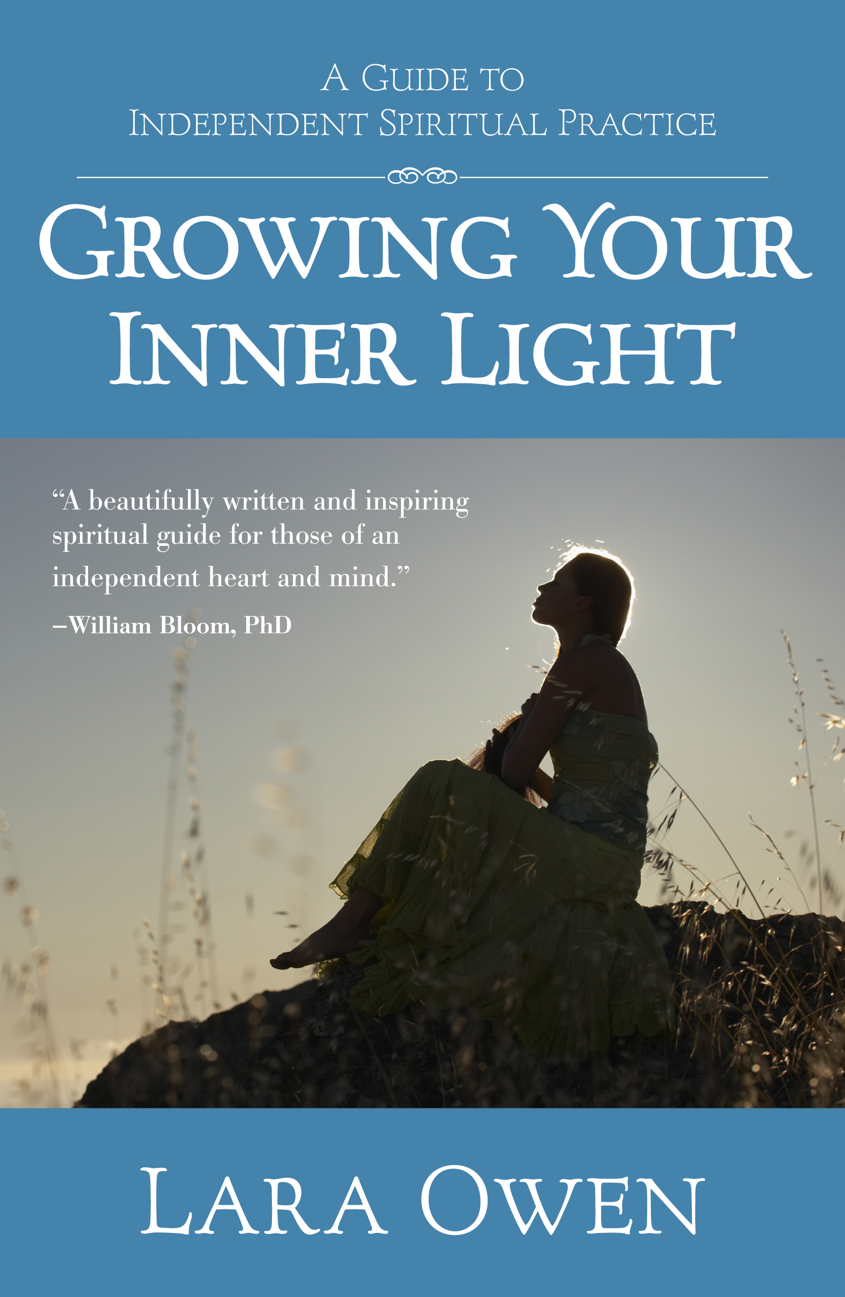 Book Cover Image (jpg): Growing Your Inner Light