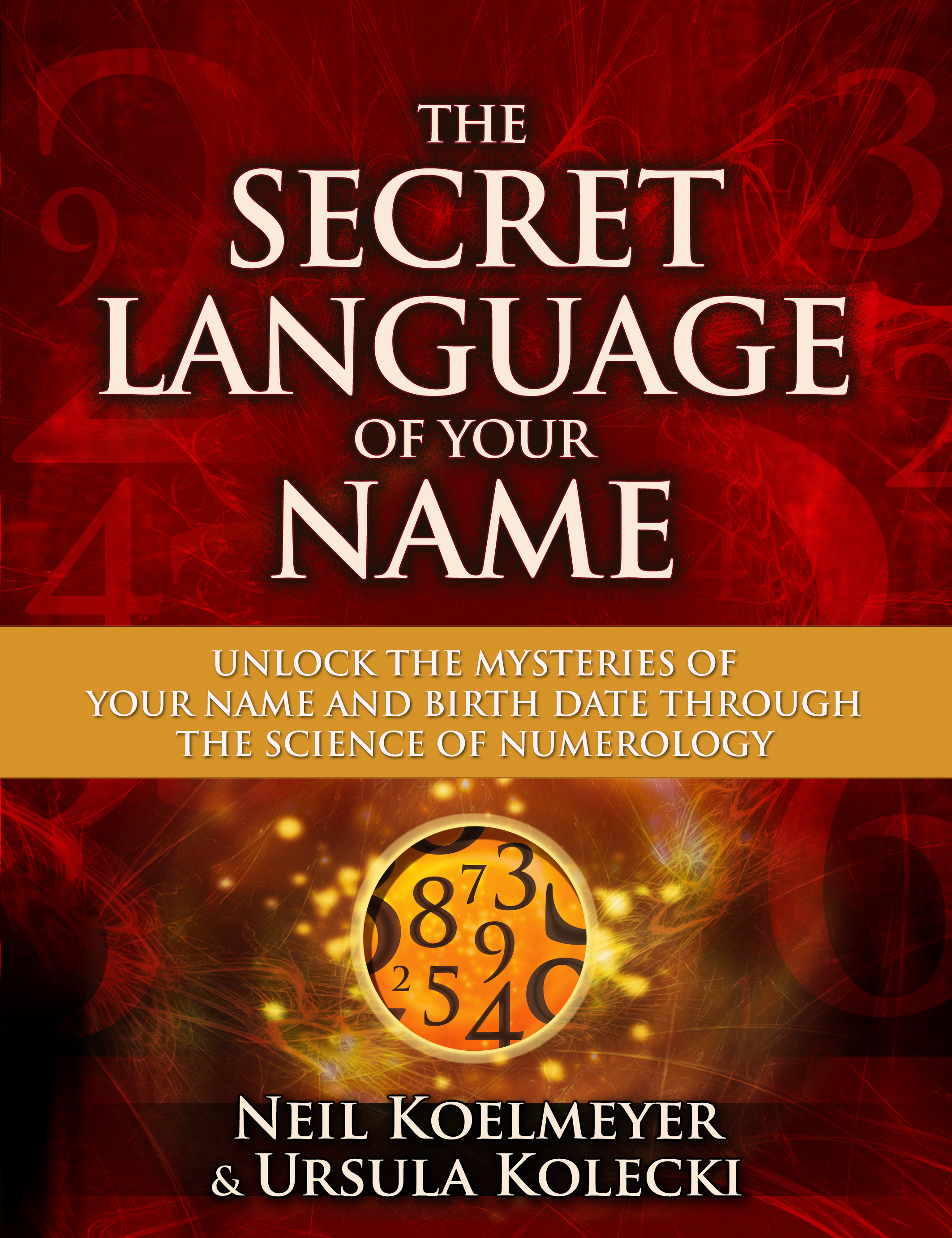 The Secret Language Of Your Name Book By Neil Koelmeyer Ursula