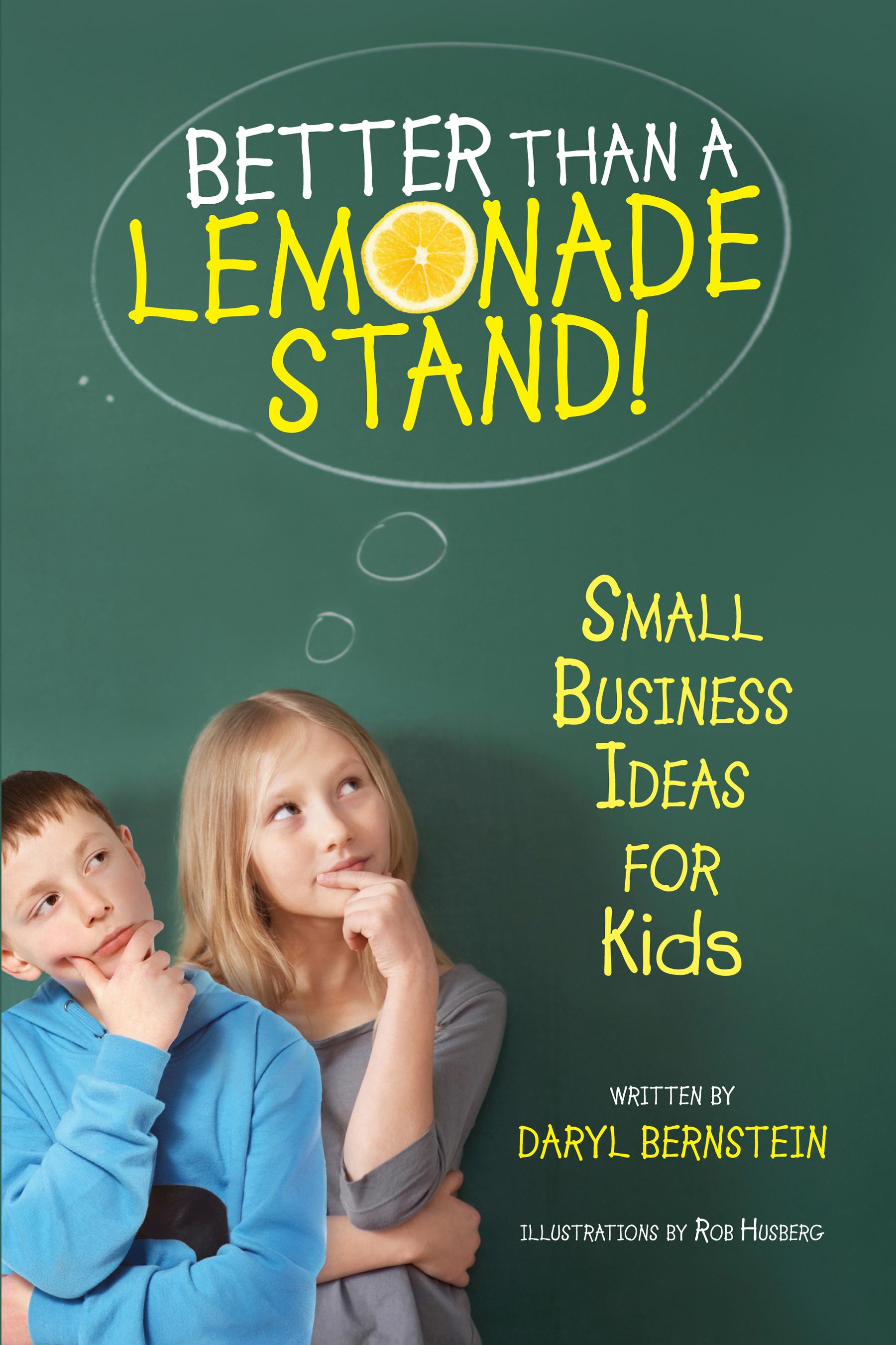 Starting a Lemonade Stand – Sample Business Plan Template