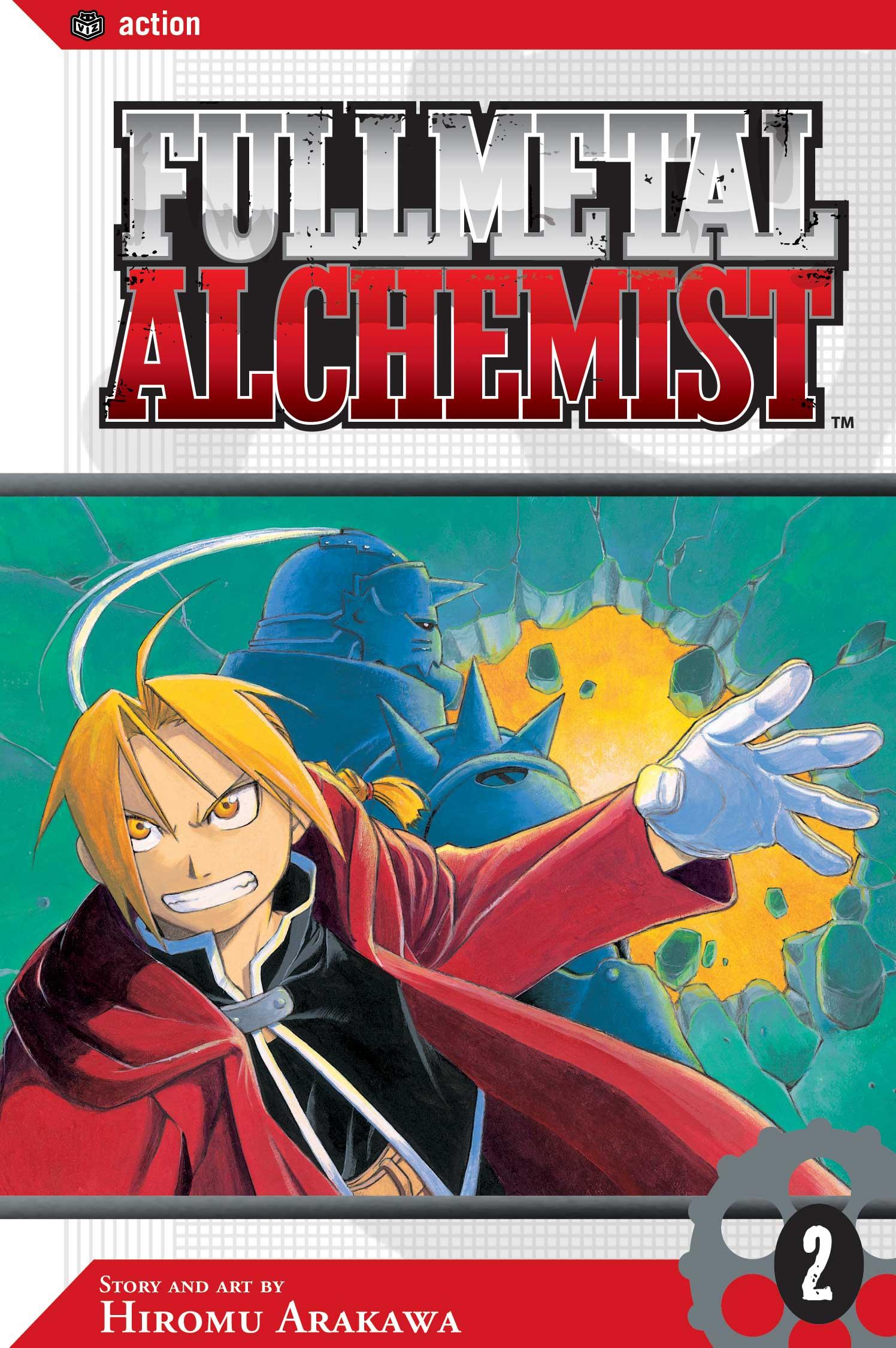 fullmetal alchemist vol book by hiromu arakawa official  book cover image jpg fullmetal alchemist vol 2