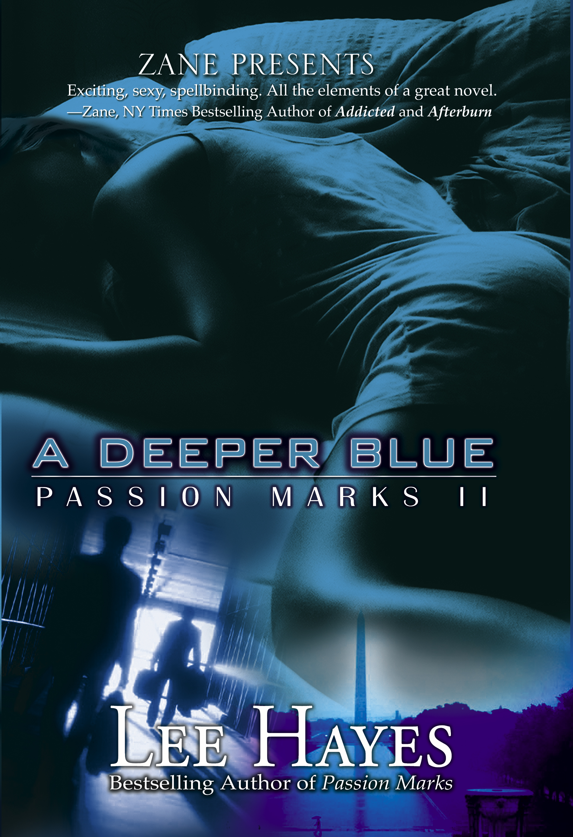 A Deeper Blue | Book by Lee Hayes | Official Publisher ...
