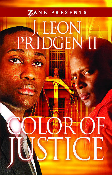Color Of Justice Book By J Leon Pridgen Ii Official Publisher