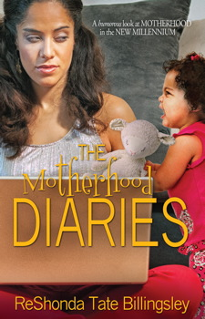 The Motherhood Diaries book cover