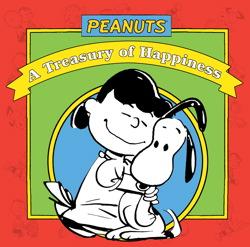 Peanuts® A Treasury of Happiness
