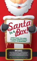 Santa Claus In-A-Box Kit