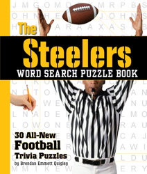 The Steelers Word Search Puzzle Book