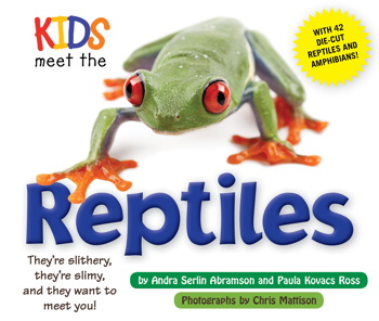 Kids Meet the Reptiles