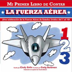Mi Primer Libro De Contar La Fuerza Aerea