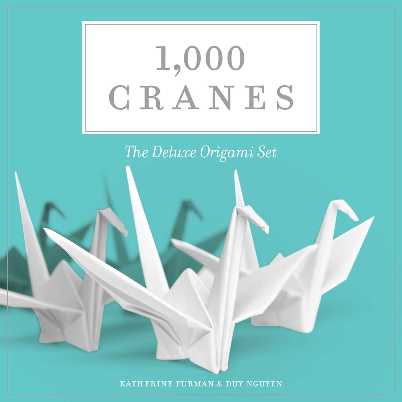 1 000 cranes 9781604334944 hr
