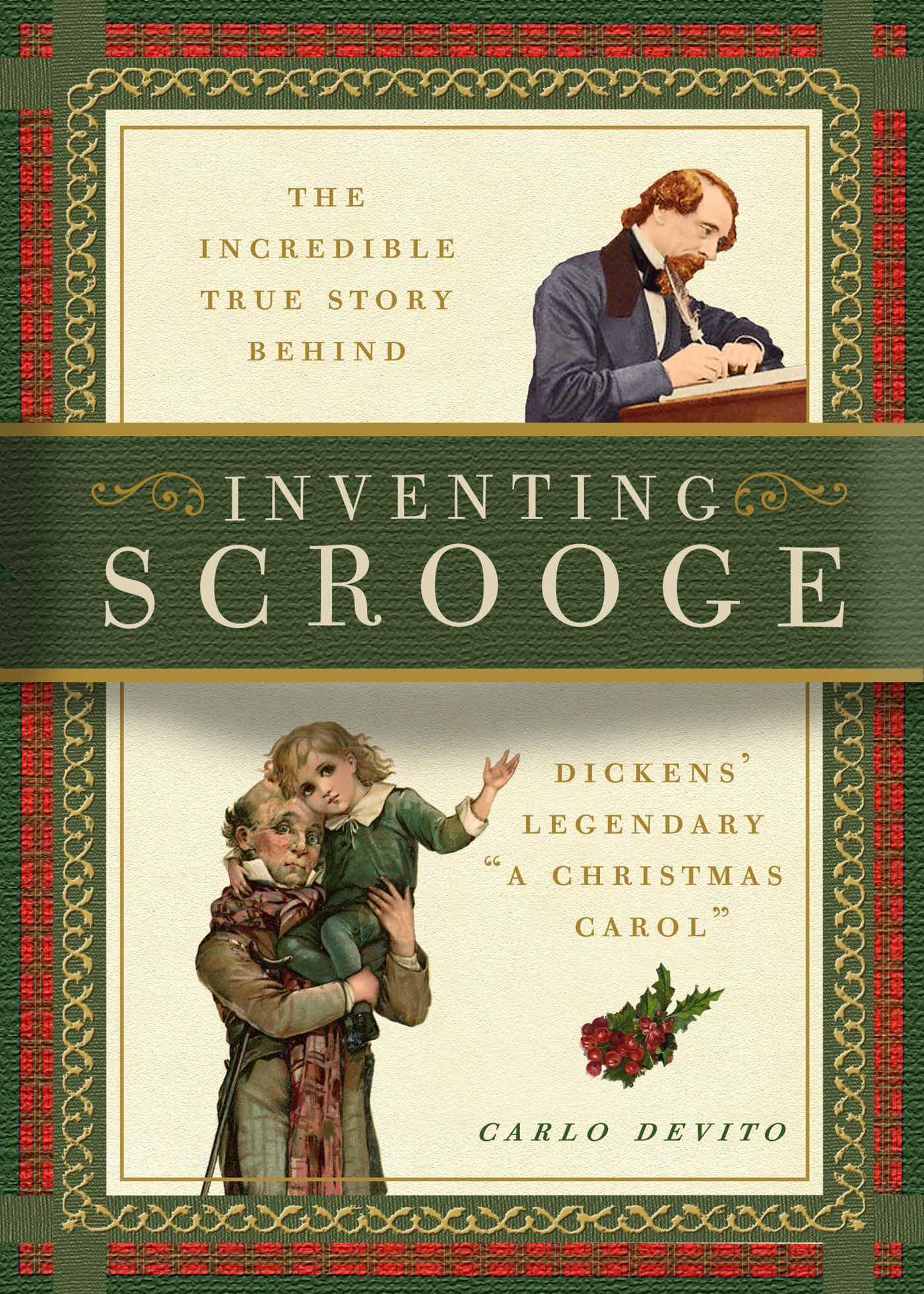 Inventing scrooge 9781604335002 hr