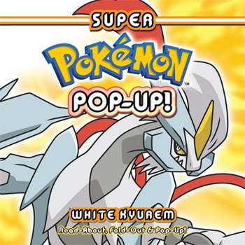 Super Pokemon Pop-Up: White Kyurem