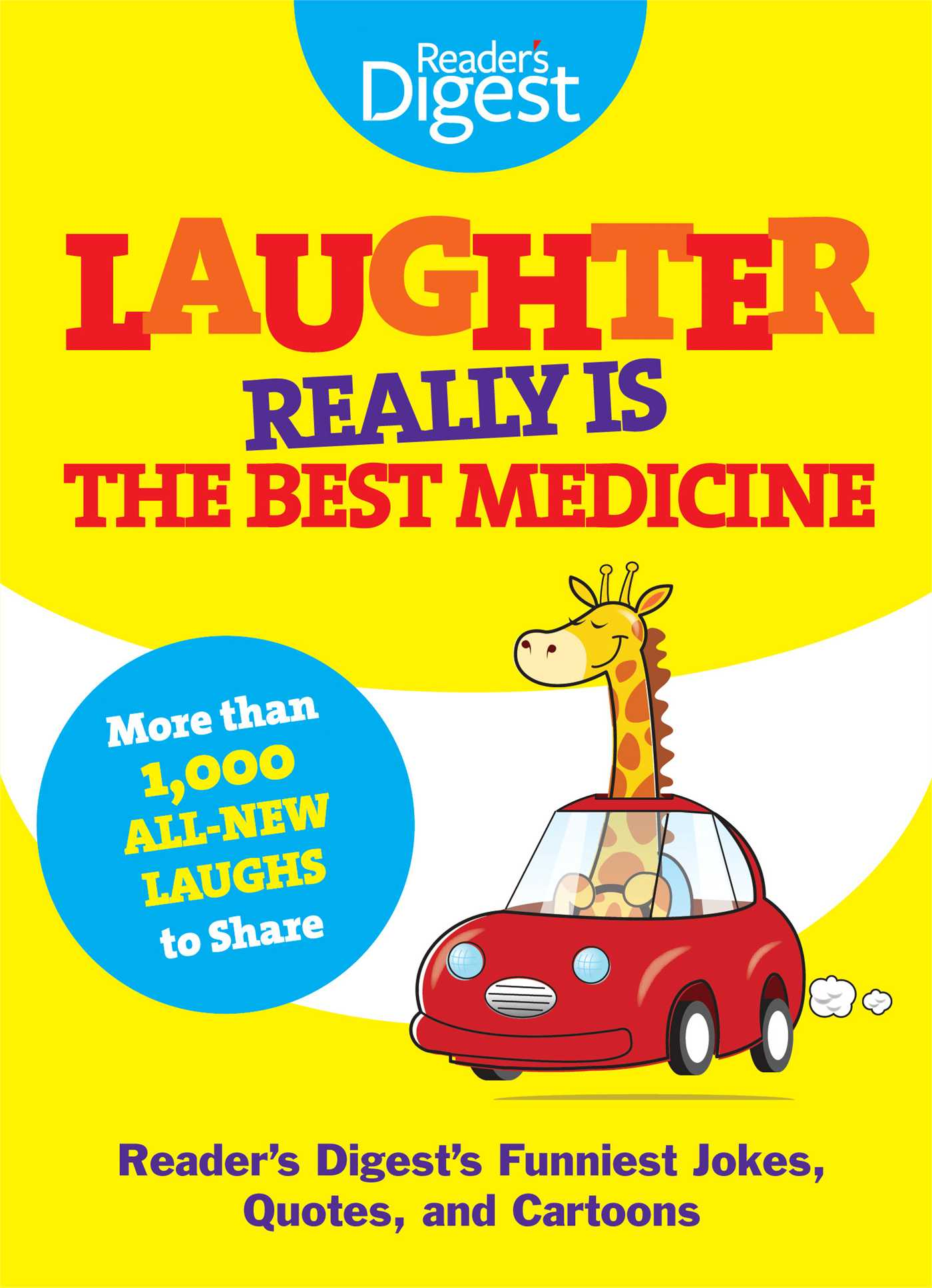 Laughter Really Is The Best Medicine Book By Editors Of Readers