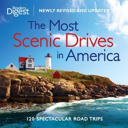 The Most Scenic Drives in America, Newly Revised and Updated(Enhanced Edition)