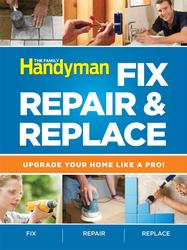 Fix, Repair & Replace