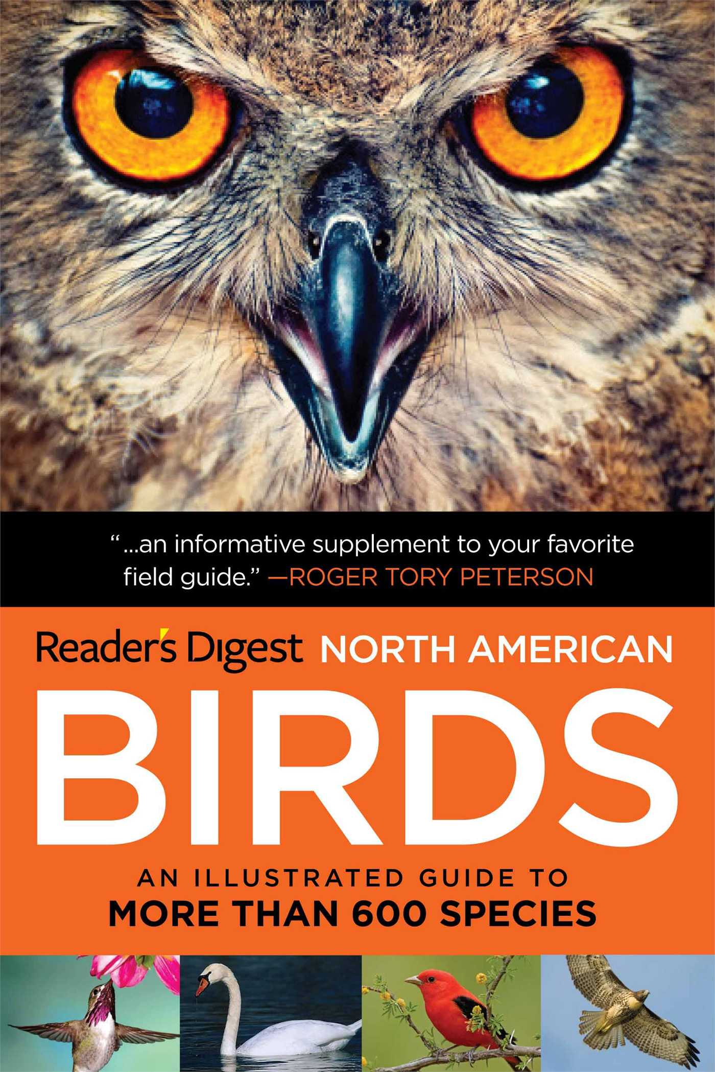 Book Cover Image (jpg): Book of North American Birds