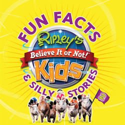 Ripley's Fun Facts & Silly Stories 2