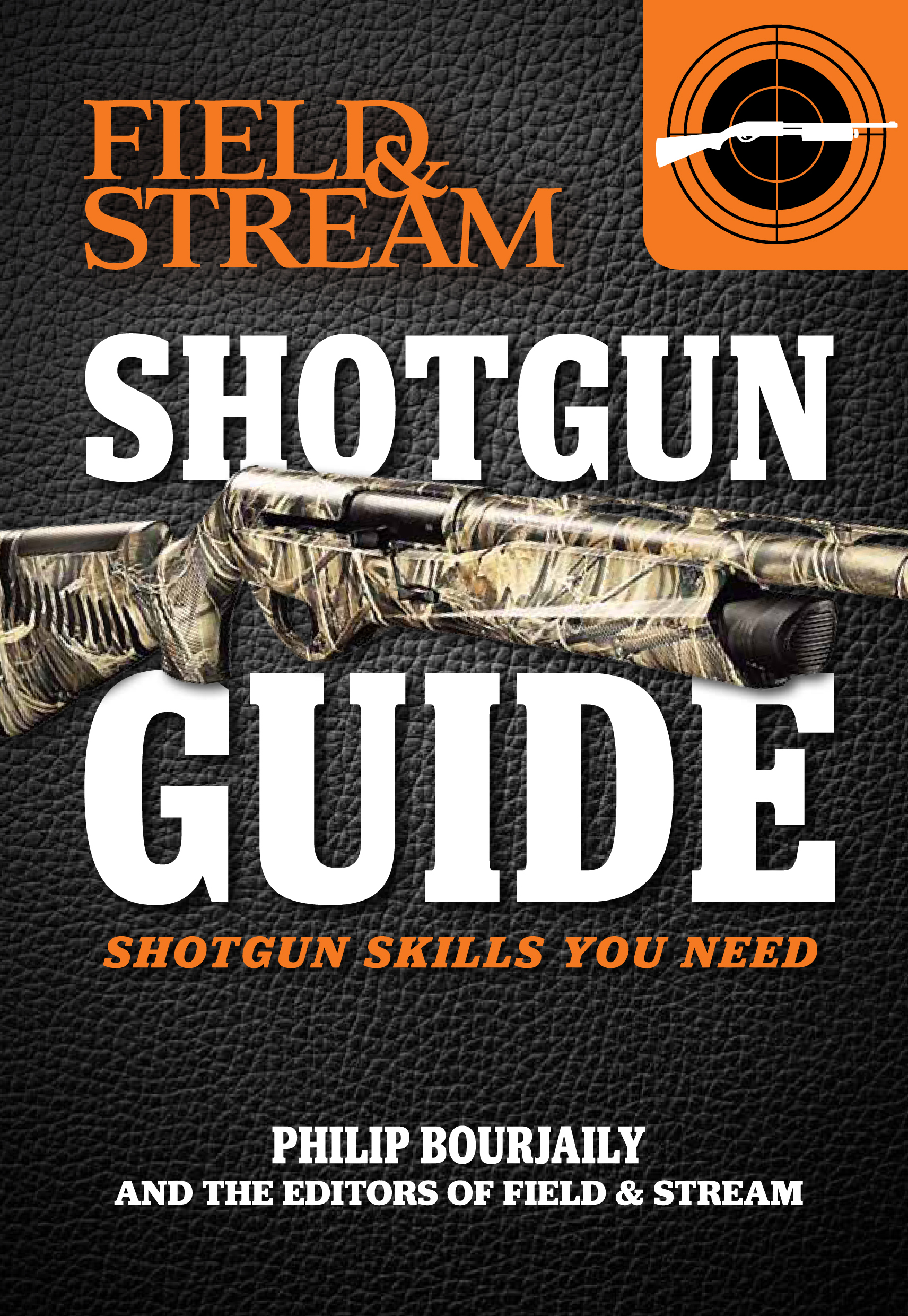 shotgun guide field stream book by phil bourjaily official