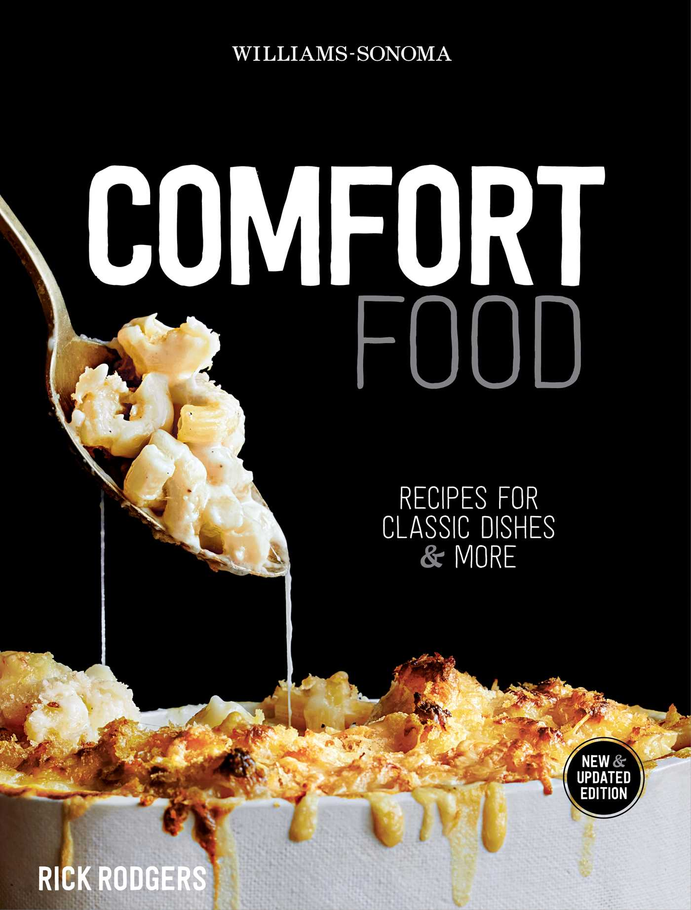 Comfort food williams sonoma book by rick rodgers official comfort food 9781616288266 hr forumfinder Image collections