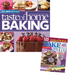 Taste of Home Baking All-New Edition (with Bonus Book)