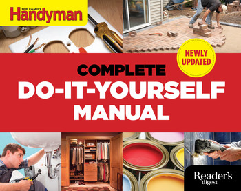 The complete do it yourself manual newly updated book by editors the complete do it yourself manual newly updated solutioingenieria Image collections