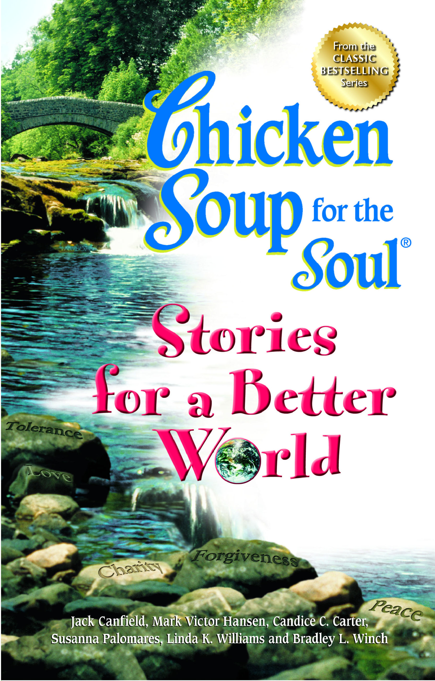 Best Audiobooks Ever >> Chicken Soup for the Soul Stories for a Better World | Book by Jack Canfield, Mark Victor Hansen ...