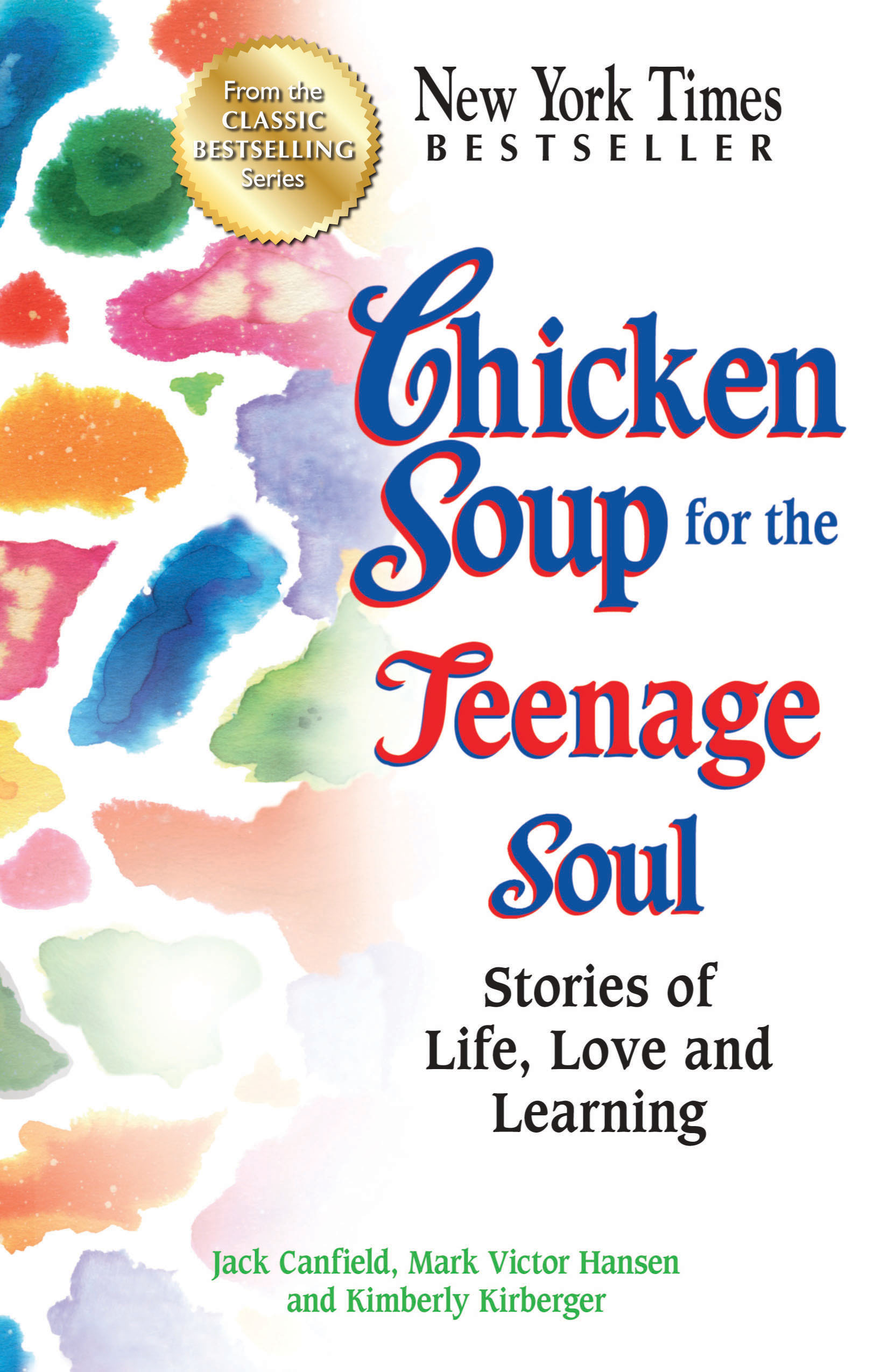 Book Cover Image (jpg): Chicken Soup for the Teenage Soul