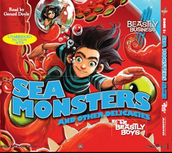 Sea Monsters and Other Delicacies AUDIO