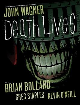 Judge Death: Death Lives!