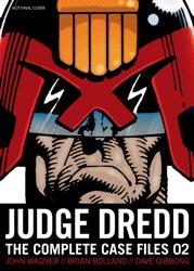 Judge Dredd: The Complete Case Files 2