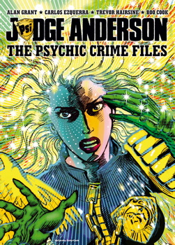 Judge Anderson: The Psychic Crime Files