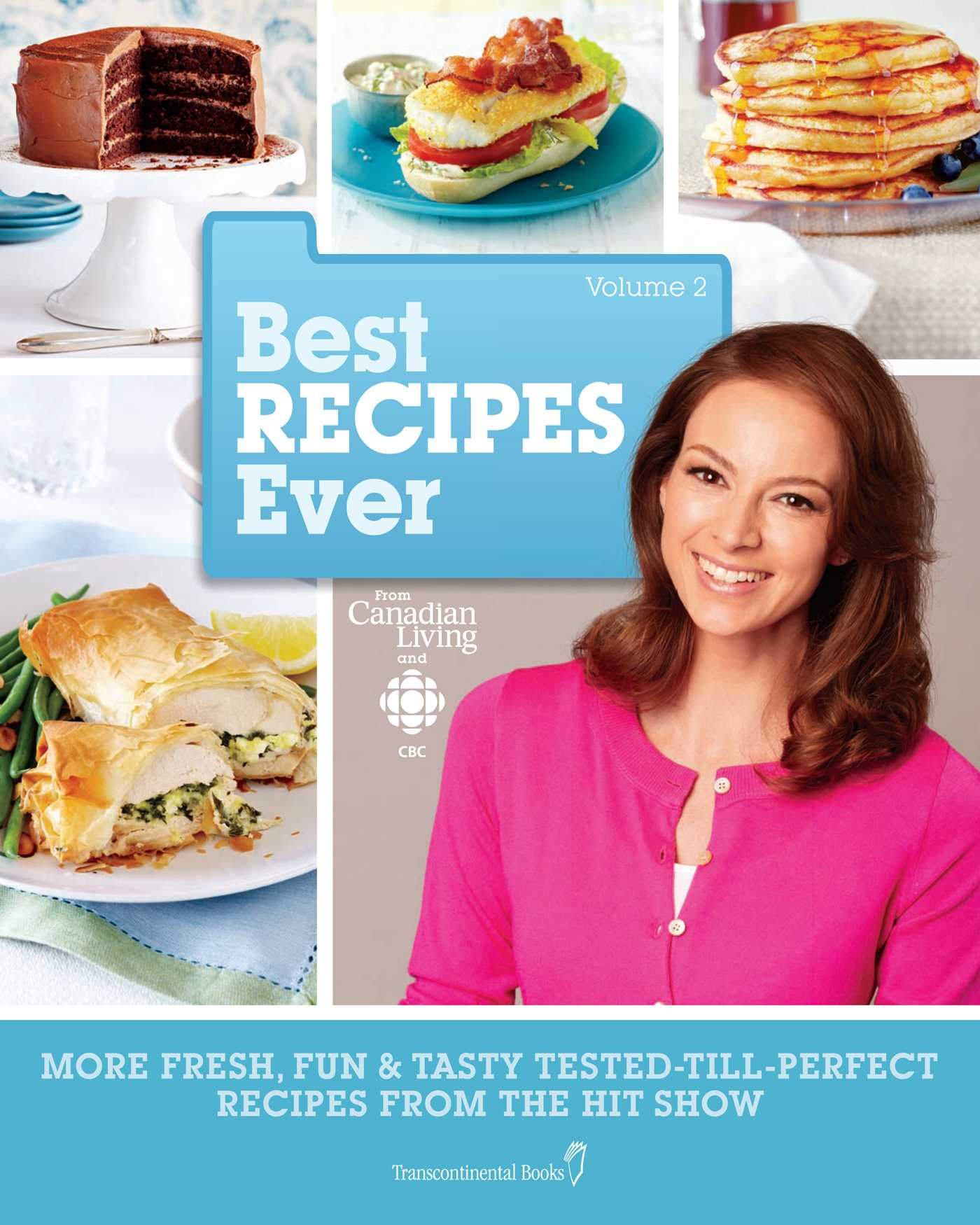 Best recipes ever from canadian living and cbc 2 9781927632000 hr