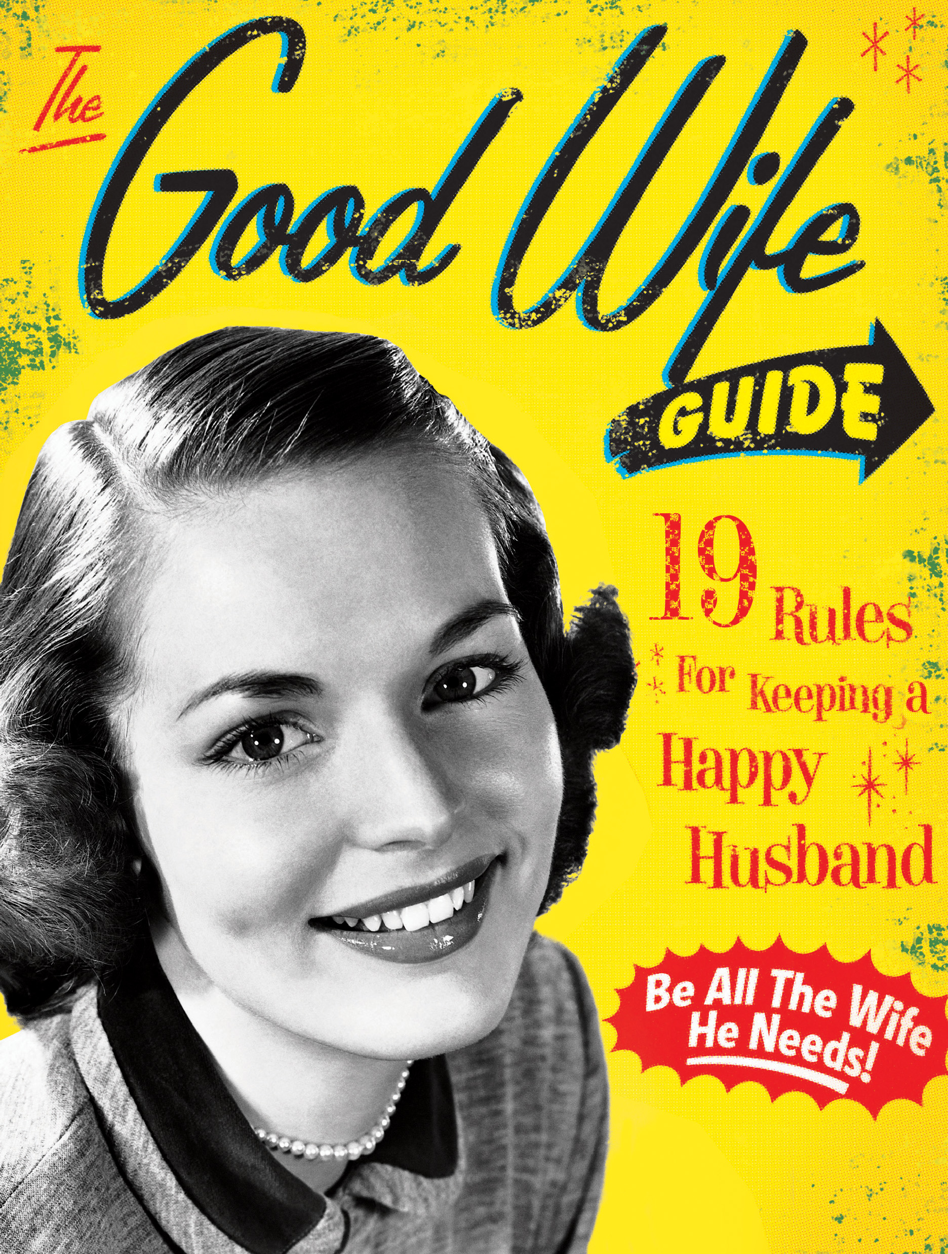 Being a good wife book