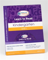 Learn to Read K Level 1 MM
